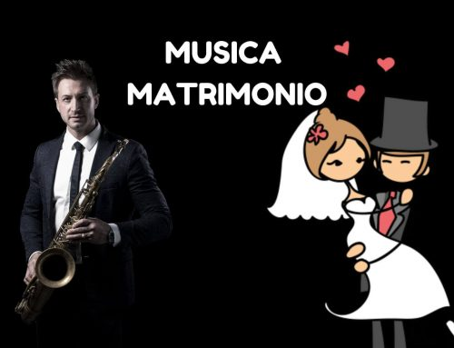 Dj e Sax per Matrimonio