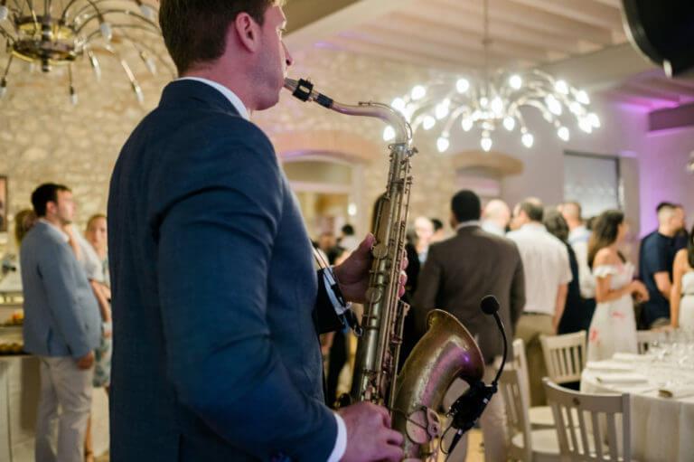 sax-wedding